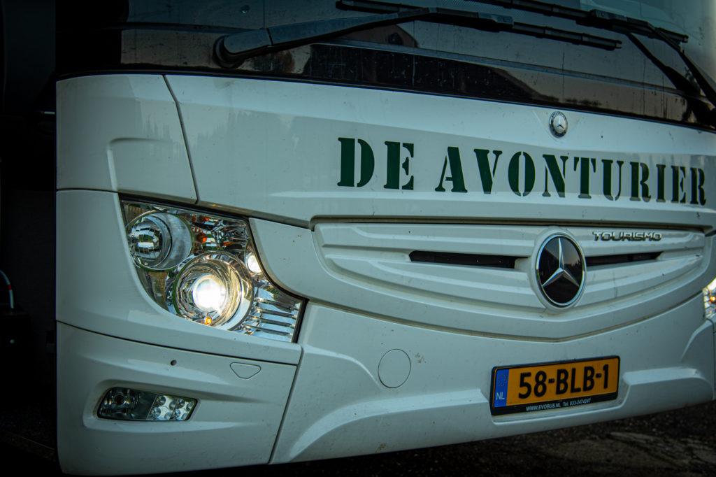 Touringcarvervoer